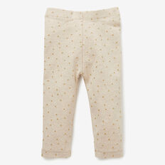 Spotty Legging  OAT  hi-res