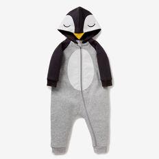Novelty Penguin Jumpsuit  MULTI  hi-res