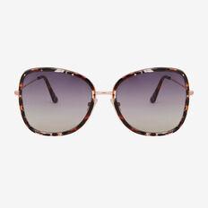 Chloe D-Frame Sunglasses  TORT  hi-res