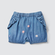 Daisy Shorts  BRIGHT WASH  hi-res
