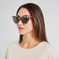 Lottie D-Frame Sunglasses  MILKY TORT  hi-res