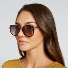 Chloe Round Sunglasses  TORT  hi-res