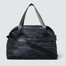 Sports Heritage Bag  BLACK  hi-res