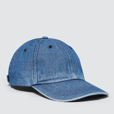 Heritage Sports Cap  DENIM  hi-res