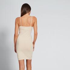 Seamfree Dress  NUDE  hi-res