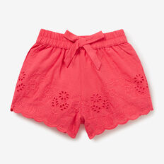 Broderie Shorts  WATERMELON  hi-res