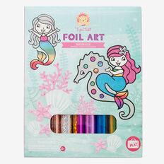 Foil Art Mermaids  MULTI  hi-res
