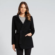 Robe Jacket  BLACK  hi-res