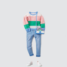 Rainbow Sweater  MULTI  hi-res