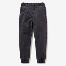 Cuffed Chino Pant  WASHED GREY  hi-res