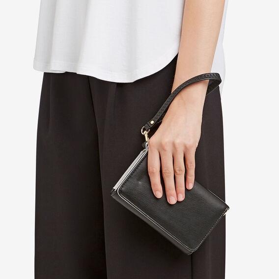 Cassy Phone Wallet  BLACK  hi-res