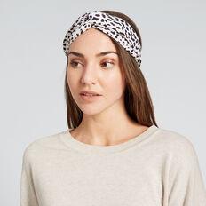 Soft Twist Headband  OCELOT  hi-res