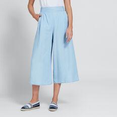 Classic Tencel Pant  PALE BLUE TENCEL  hi-res