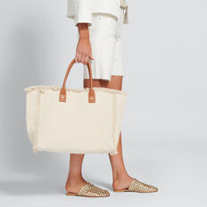 Alice Relaxed Tote  CREAM  hi-res