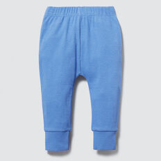 Novelty Rib Legging  BRIGHT BLUEBELL  hi-res