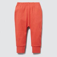 Novelty Rib Legging  TANGO RED  hi-res