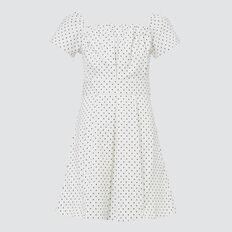 Jacquard Spot Dress  MIDNIGHT SPOT  hi-res