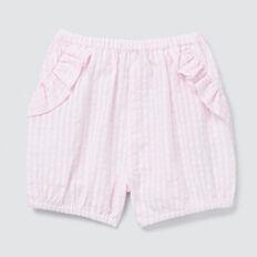 Frill Shorts  ICE PINK  hi-res