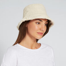 Bucket Hat  CREAM  hi-res