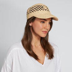 Straw Cap  NATURAL  hi-res