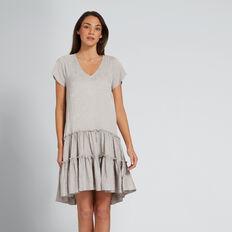 Luxe Jacquard Dress  OCELOT  hi-res
