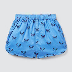 Runner Short  BLUE PANDA  hi-res