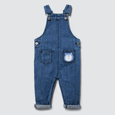 Denim Overall  DEEP BLUE WASH  hi-res
