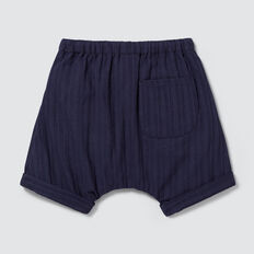 Dobby Stripe Short  MIDNIGHT BLUE  hi-res