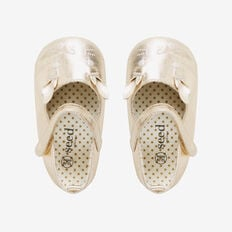 Bunny Mary Janes  GOLD  hi-res