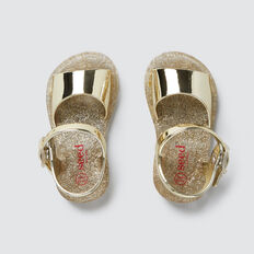 Jelly Sandal  GOLD  hi-res