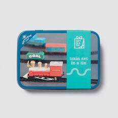 Tin Train Set  MULTI  hi-res
