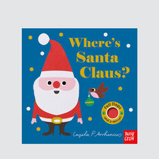 Where's The Santa Claus Book  MULTI  hi-res