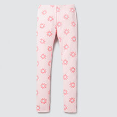 Daisy Yardage Legging  ICE PINK  hi-res