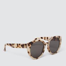 Oversized Cat Eye Sunglasses  MILKY TORT  hi-res