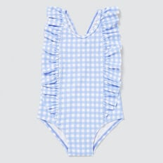Gingham Bather  BLUEBELL  hi-res