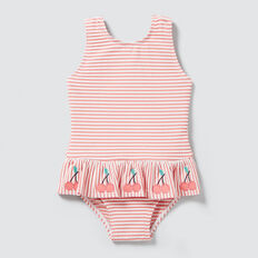 Cherry Frill Bather  MELON  hi-res