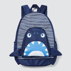 Shark Backpack  MIDNIGHT BLUE  hi-res