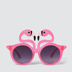 Flamingo Sunglasses  PINK  hi-res