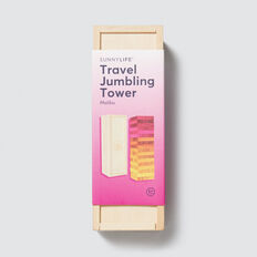 Malibu Travel Tumbling Tower  MULTI  hi-res