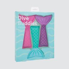 Mermaid Dive Buddies  MERMAID  hi-res