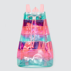 Iridescent Jelly Backpack  IRIDESCENT  hi-res
