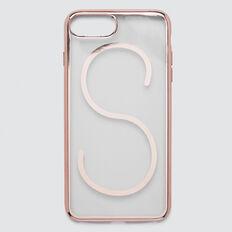 Initial Phone Case 6/7/8  S  hi-res