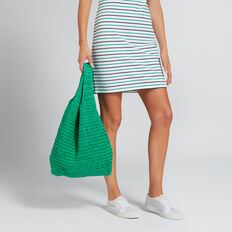 Jojo Shopper  PEACOCK GREEN  hi-res