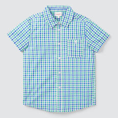 Check Shirt  PARROT GREEN  hi-res