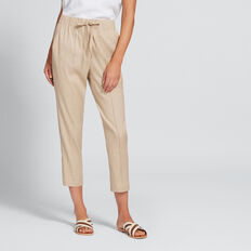 Stitch Front Pant  TUSCAN BROWN  hi-res