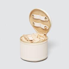 Mini Jewellery Case  NUDE  hi-res