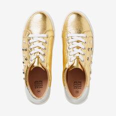 Gold Metallic Runner  GOLD  hi-res
