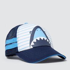 Shark Mesh Cap  MIDNIGHT BLUE  hi-res