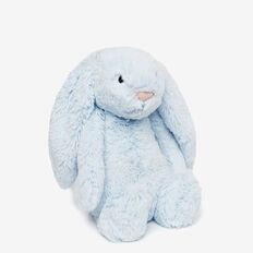 Jellycat Medium Bashful Bunny  PALE BLUE  hi-res