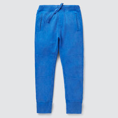 Washed Back Track Pant  BRIGHT COBALT  hi-res